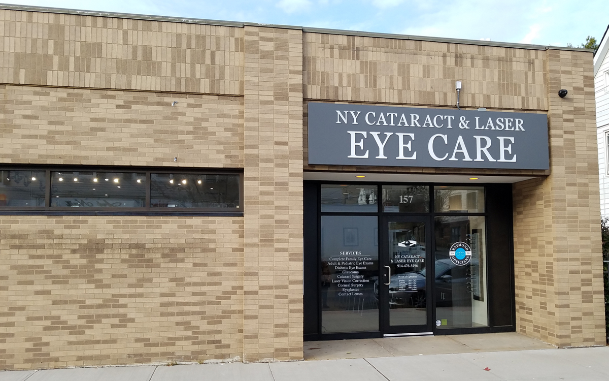 NY Cataract & Laser EYe Care - Outside