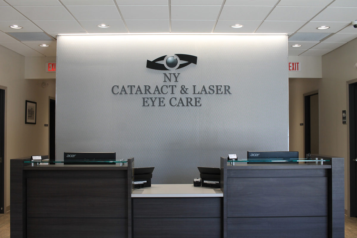 NY Cataract & Laser EYe Care - Inside